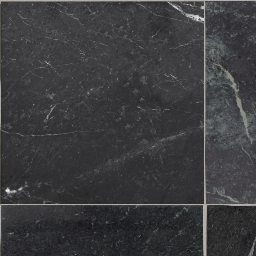 Black Marble tileable full resolution (cut out)