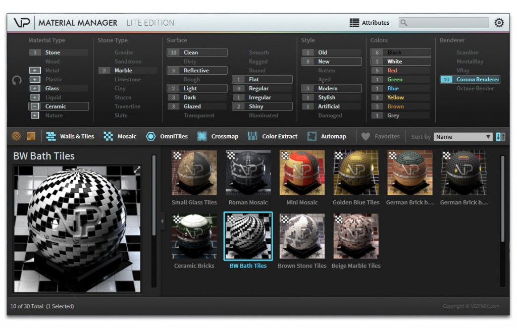 VP_Mosaic_110_MaterialManager